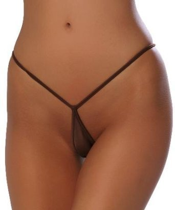 Tear Drop G-String Bottom
