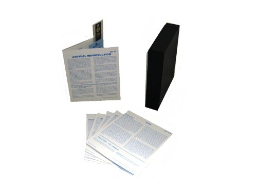 American Educational Microslide Asexual Reproduction Lesson Set - 1