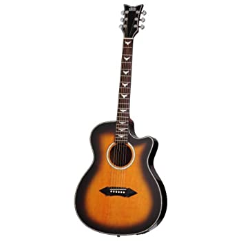Schecter Guitar Research Omen Extreme Acoustic-Electric Guitar - Vintage Sunburst review