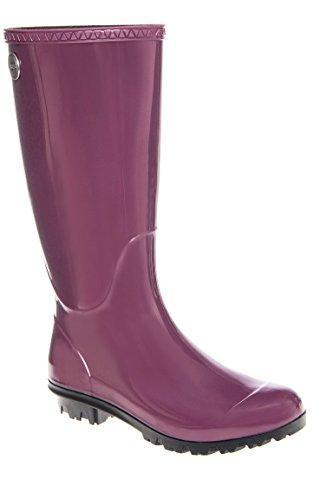 Women's Ugg, Shaye Rain Boot ASTER PINK 8 M (Women Rain Boots Pink compare prices)