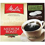 Melitta Medium Roast Soft Pod Coffee - 1 Bag of 18 Pods