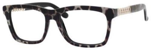 Yves Saint Laurent Yves Saint Laurent 6382 Eyeglasses-0YXO Black Panther-53mm