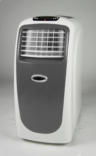 PE2-10R-32, 10,000 BTU Portable Evaporative AC with Dehumidifier and Fan