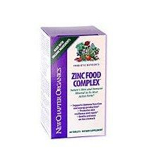 New Chapter Zinc Food Complex