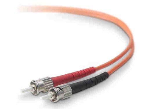 Belkin LWL Patchkabel 62,5µ Patchkabel Duplex ST / Stecker – SC / Stecker 10.0 m