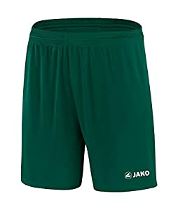 JAKO Herren Shorts Sporthose Manchester, Grün, 5, 4412