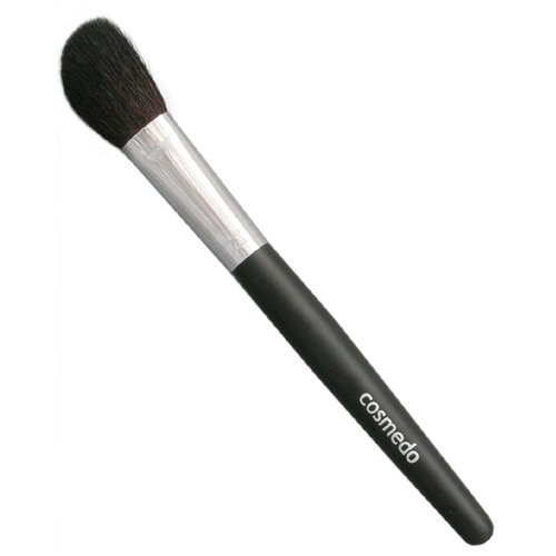 匠の化粧筆コスメ堂 熊野筆メイクブラシ レギュラータイプ 粗光峰ハイライトブラシ