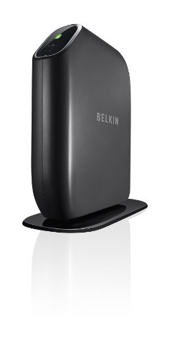 Belkin Play N600 Dual Band Wireless N Router (Older Generation)