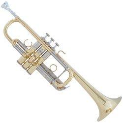Bach AC190 Artisan Series Stradivarius C Trumpet