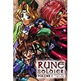 img - for Louie The Rune Solider Volume 1 book / textbook / text book