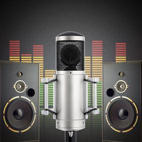 Audiobearbeitung