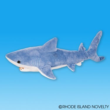 Adventure Planet Plush - MAKO SHARK ( 20 inch )