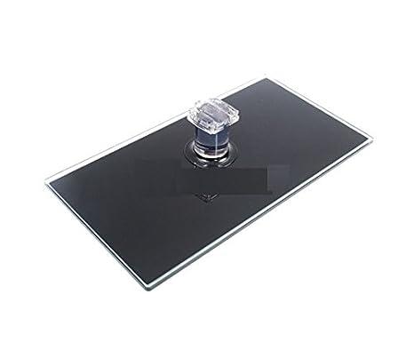 Samsung LCD TV LE32B551A6WQXU Véritable stand de verre