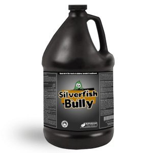 Silverfish Bully - Natural Spray To Kill Silverfish 1 Gallon