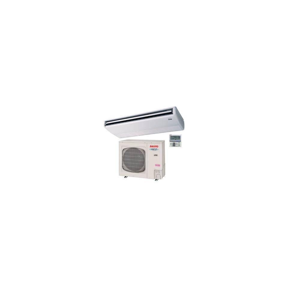 36THHW72R Ceiling Suspended Heat Pump Mini Split System 37,400 BTU 3