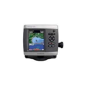 Garmin 010 00764 02 gpsmap 421s gps chartplotter for Best fish finder under 300