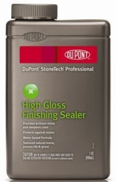 Stonetech High Gloss Finishing Sealer - Quart