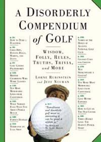 A Disorderly Compendium Of Gol - Golf Book by Golf Smart