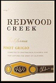 Redwood Creek Pinot Grigio 2011 750Ml