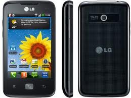 LG Optimus Hub E510g Unlocked GSM Phone with 3G, Android 2.3, Touchscreen, 5MP Camera, GPS, Wi-Fi and MicroSD Slot – Black