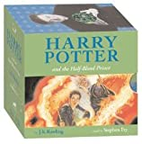 J.K. Rowling Harry Potter and the Half-Blood Prince (Book 6 - Unabridged 17 Audio CD Set - Childrens Edition)