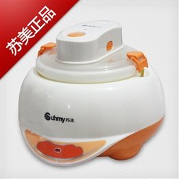 Suhmy / Su beauty DNJ-102 Automatic Yogurt Maker ice cream machine rice wine machine thick stainless steel liner by RYHTHYHTJUYQSD
