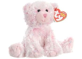 TY Beanie Babies Ticklish  - pink multi bear - Buy TY Beanie Babies Ticklish  - pink multi bear - Purchase TY Beanie Babies Ticklish  - pink multi bear (Ty, Toys & Games,Categories,Stuffed Animals & Toys,Animals)