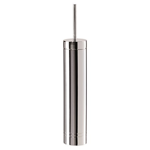 Oggi Stainless Steel Slim Toilet Brush Holder (Stainless Steel Toilet Brush compare prices)