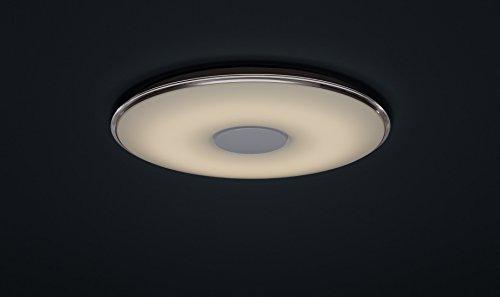 beste innenbeleuchtung bewertungen de g nstige trio leuchten led deckenleuchte tokyo in chrom. Black Bedroom Furniture Sets. Home Design Ideas