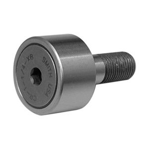 McGill CFH3 Cam Follower, Heavy Stud, Unsealed/Slotted, Inch, Steel, 3 Roller Diameter, 1-3/4 Roller Width, 2-1/2 Stud Length, 1-1/2 Thread Size, 4-9/32 Overall Length, 1-1/2 Stud Diameter - фото 11