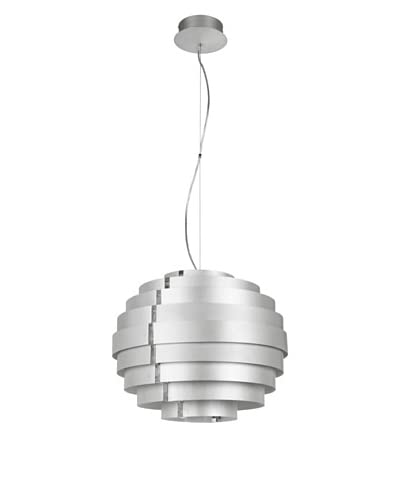 Kirch & Co. Gentofte Pendant Lamp, Silver