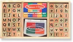 Top Seller Alphabet Stamp Set