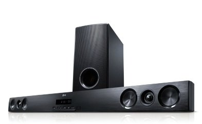 Lg Nb3520A Sound Bar Audio System With Wireless Subwoofer & Bluetooth Streaming