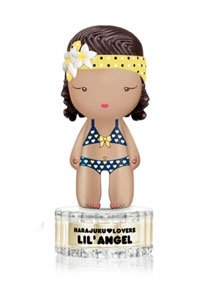 Harajuku Lovers Sunshine Cuties Lil' Angel per Donne di Gwen Stefani - 10 ml Eau de Toilette Spray