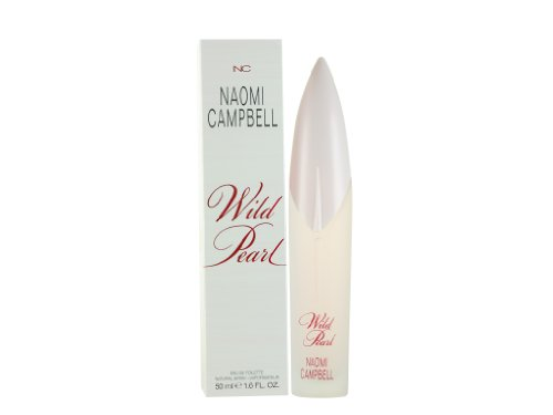 Best offer on     Naomi Campbell  eau de toilette now: Naomi Campbell Wild Pearl Eau de Toilette spray, 1.7 Fluid Ounce