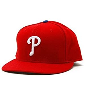 Philadelphia Phillies Performance New Era Official On Field Fitted Hat 7