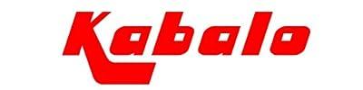 "Kabalo BLAU Yogabrick / Yogablock 2 Stück, 22.5 x 15 x 7.5 cm Schadstoffgeprüft - recycelbar - abwaschbar Material: EVA-Schaum 3"" x 6"" x 9"""
