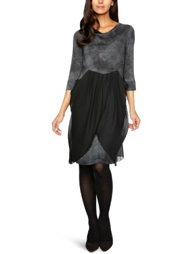 James Lakeland 8917 Jersey Women's Dress Grey/Black
