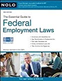 img - for Essential Guide to Federal Employment Laws (2nd, 09) by JD, Lisa Guerin - Attorney, Amy DelPo [Paperback (2009)] book / textbook / text book