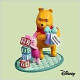 2004 Hallmark Keepsake Christmas Ornament BABY'S FIRST CHRISTMAS - Winnie the Pooh QXG5721