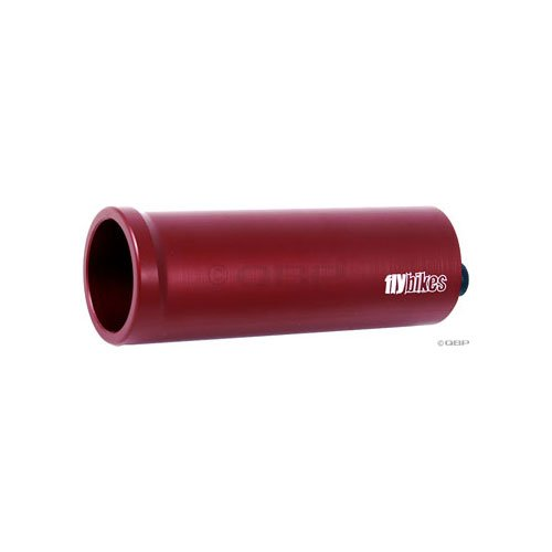 Flybikes 7075 AL Peg 3/8 Dark Red