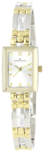 Anne Klein Womens 104899SVTT Two Tone