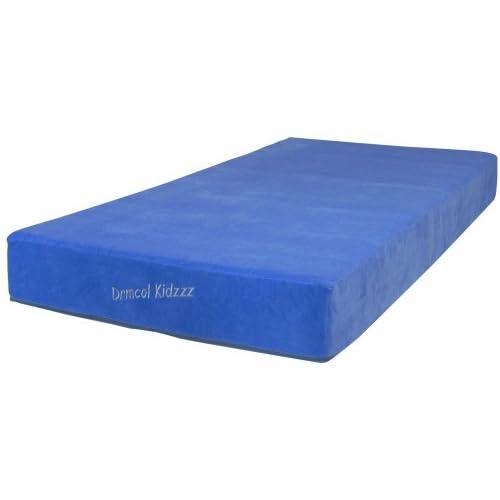 Primo Kidzzz Collection 8 Inch Blue Kidz Memory Foam Mattress Twin