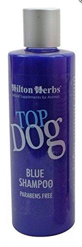 hilton-herbs-top-dog-blau-shampoo-fur-helles-weiss-fell-250ml