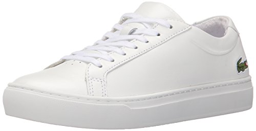 Lacoste Men's L.12.12 116 1 Fashion Sneaker, White, 11 M US