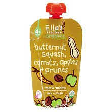 Ella'S Kitchen Organic Baby Food Chicken Casserole With Rice - 7+ Months - 4.93 Oz Pouch