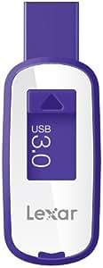 Lexar Small blister Jumpdrive S23 Clé USB 3.0 64 Go Blanc/Violet LJDS23-64GABEU