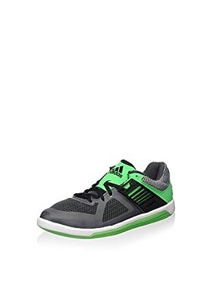 adidas Zapatillas Valkryie (Negro)