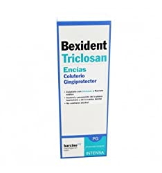 Bexident Gum Maintenance Triclosan Mouthwash 250ml