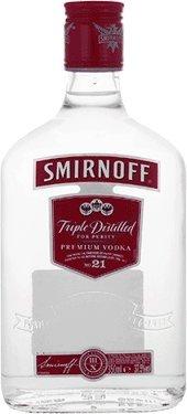 Smirnoff discount duty free Smirnoff Red Vodka 35cl Plain Vodka
